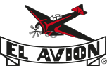 Logo El Avion footer