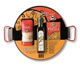 Kit paella big: Polished