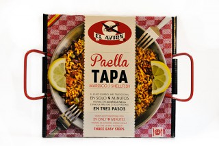 New Kit Paella Tapa